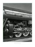 Vintage Locomotive II Print by Ethan Harper
