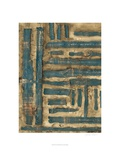 Maze II Kunstdrucke von Jennifer Goldberger