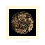 Small Classic Rosette IV Giclee Print by Vision Studio