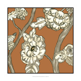 Butterscotch Chintz III Prints by Chariklia Zarris