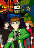 Ben 10 - Ultimate Alien Affiches