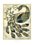 Royal Peacock II Posters af Chariklia Zarris
