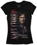 Juniors: The Vampire Diaries - Damon Salvatore T-shirts