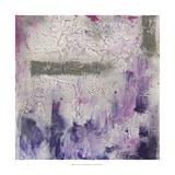 Dusty Violet I 高品質プリント : ジェニファー・ゴルトベルガー