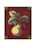 Poire De Portugal Giclee Print by D'Avoine Pierre