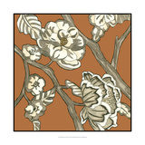 Butterscotch Chintz I Prints by Chariklia Zarris