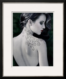 The Wish Framed Photographic Print by Elizabeth May