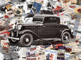 Ford Heritage Collection 1000 Piece Jigsaw Puzzle Jigsaw Puzzle