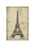 European Icons I Giclee Print by Ethan Harper