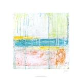 Distant Colors I Poster von Erica J. Vess
