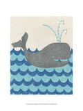 Truman's Voyage III Prints by Chariklia Zarris