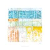 Distant Colors II Kunstdrucke von Erica J. Vess