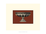 Small Antique Vase IV Print by Da Carlo Antonini