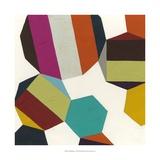 Poly-Rhythmic I Prints by Erica J. Vess
