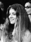 Caroline Kennedy, 16 Years Old, During the House Judiciary Committee&#39;s Jul 25 Debate on Impeachment Photographic Print