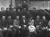 The Original 1960 Group of Cosmonauts Is Shown in a Photo from May 1961 Photo