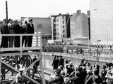 President John Kennedy in Berlin Photographic Print