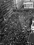 10,000 Communists in New York City's Union Square Photographic Print