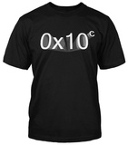 0x10c - Logo T-shirts