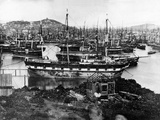 Abandoned Vessels in San Francisco Bay Photographic Print