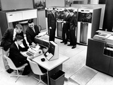 University School at IBM Corporation in 1962 Photographic Print