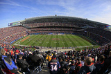 Chicago Bears and Minnesota Vikings NFL: Soldier Field Fotografisk trykk av Kiichiro Sato