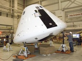NASA's Orion Crew Module under Development Prints