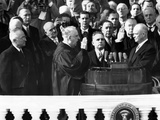 Dwight Eisenhower's First Inauguration Ended 20 Years of Democratic Presidential Rule Photographic Print