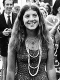 Caroline Kennedy, 17 Year Old Daughter of Assassinated President John F Kennedy, 1975 Photographic Print