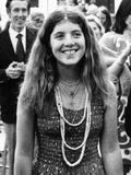 Caroline Kennedy, 17 Year Old Daughter of Assassinated President John F Kennedy, 1975 Photo