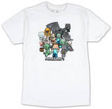 Youth: Minecraft - Party Shirt
