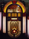 Wurlitzer Jukebox, Model 1017, Was Produced in 1946-47 Photo
