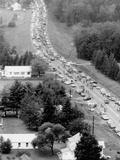 Leaving Woodstock Music Fair Photo