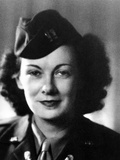 Kay Summersby Morgan Was General Eisenhower's Chauffeur During World War II Photographic Print
