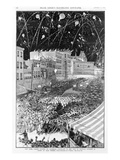 Presidential Election of 1884 Photographic Print