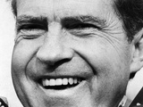 Former Vice President Richard Nixon Smiling Photo