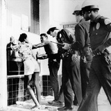 Fifth Day of the 1965 Watts Riots Photographic Print