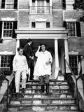 Jacqueline Kennedy, Moving into Her Federal Period Georgetown Home Poster