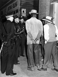 Zoot Suit Riots in Los Angeles Photographic Print