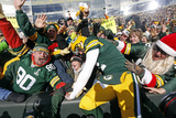 Tennessee Titans and Green Bay Packers NFL: Aaron Rodgers Fotografisk trykk av Mike Roemer