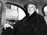 Pres Franklin Roosevelt Arrives to Speak to Joint Session of Congress to Report on Yalta Conference Photographic Print