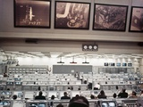 NASA Launch Control During Apollo 8, the First Manned Mission to the Moon Prints