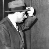 Albert Anastasia Enters US District Court in Camden, NJ Print