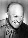 General Dwight Eisenhower, Supreme Commander, Allied Forces During World War II, 1943-45 Photographic Print