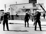 1965 Watts Riot Photographic Print