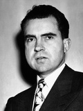 Richard Nixon in May 1950 When His Was a Congressman from California's the 12th District Photo