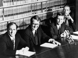 Watergate Special Prosecution Force Photo
