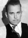 John Dillinger, Public Enemy No 1 Photographic Print