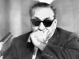 Tony Accardo, before the Senate Labor Rackets Committee Photographic Print