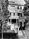 Jacqueline Kennedy, Widow of Assassinated Pres Kennedy, Purchased Federal Period Georgetown Home Photographic Print